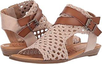 b59c1c331db5 Blowfish Balla D (Gold Woven Draped Micro) Womens Sandals