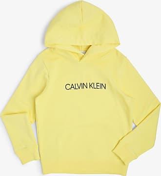 Calvin Klein Jeans Jungen Sweatshirt gelb