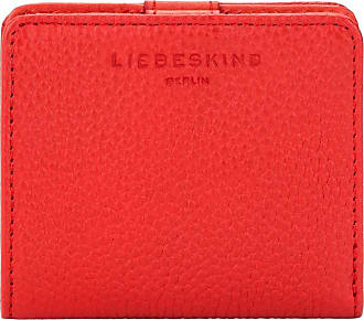 Liebeskind Womens Shopper Group Dahlia Wallet Large Purse, 2 x 8.5 x 10 cm Red (Poppy Red)