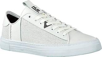 HUB Weiße HUB Sneaker Hook-m