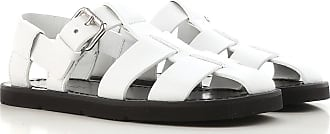 f761e342d Prada Leather Sandals for Men  Browse 14+ Products