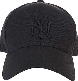 New Era New York Yankees 9forty Adjustable Cap Diamond Era Black - One-Size