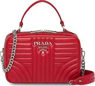 3ffc82e9 Prada® Handbags − Sale: up to −55% | Stylight
