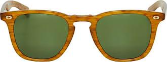 Garrett Leight Garrett leight Brooks x sunglasses BUTTERSCOTCH/P GREEN U
