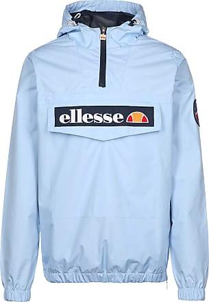 Ellesse Mont 2 Mens Light Blue Overhead Jacket XS