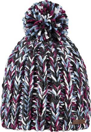 Barts Unisex_Adult Tunde Beanie Hat, Grigio (Dark Heather), One Size