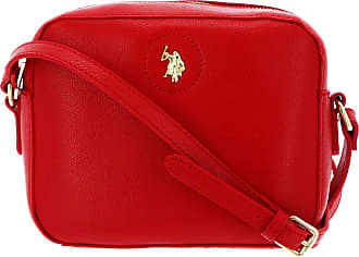 U.S.Polo Association U.S. POLO ASSN. Jones Crossbody Bag S Red