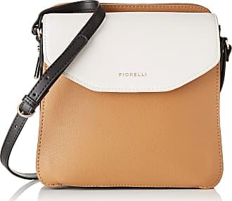 a3fe7374630 Fiorelli Womens Taylor Messenger Bag Multicolour (Toffee Mix)