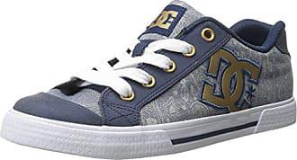 DC Shoes Womens Shoes Chelsea Se - Low-Top Shoes - Women - US 5 - Blue Insignia Blue US 5 / UK 3 / EU 36