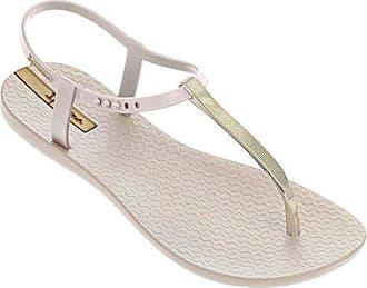 Charm Flip-flops Ipanema Frau 82283 Schwarz Gold