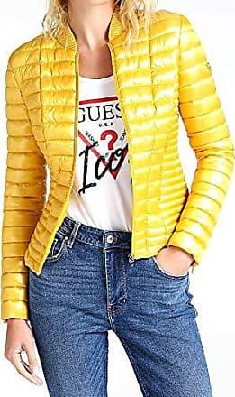 25% Sale Vera Jacket Gefütterte Jacke Gelb GUESS JEANS