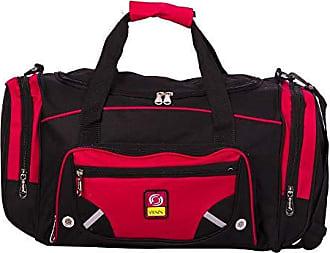 Yin's Bolsa Sacola de Viagem tam.20 Vermelha YS1036 Yins