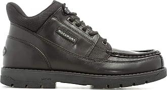 Rockport Mens Mens Treeline Marangue Hiker Boot in Black - UK 6.5