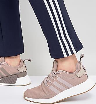 grün weiß Schuhe Turnschuhe Damen W NMD Adidas grün R2