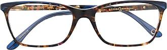 Etnia Barcelona Armação de óculos retangular Nimes 20 - Marrom