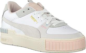 Puma Sneaker Low puma whitewhite Lackleder