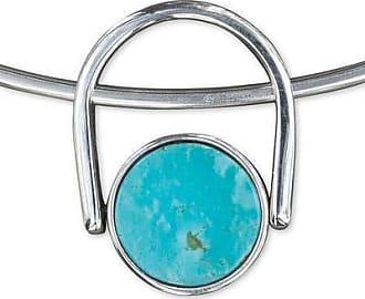 Novica Turquoise jewelry set, Taxco Blooms