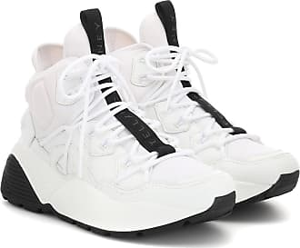 Stella McCartney Eclypse high-top sneakers