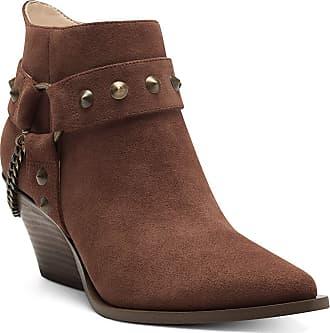 Jessica Simpson Womens Zayrie Fashion Boot, Kentucky Mud, 4.5 UK