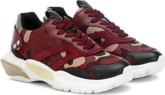 Valentino Garavani Bounce camo sneakers