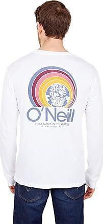 O /'Neill T-SHIRT SHIRT LB SURF Cruz S//Slv T-SHIRT BIANCA elastici