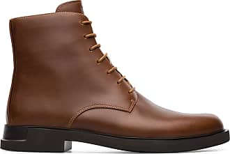 Camper Iman K400300-005 Boots Women 8 Brown