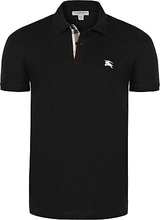 Burberry Brit Poloshirt, Black (XXXL)
