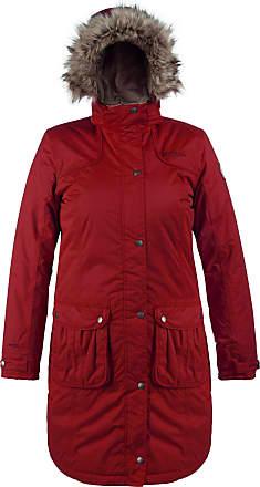 Regatta Womens Heritage Lillier Walking Jacket Burnt Tikka Red 10 UK