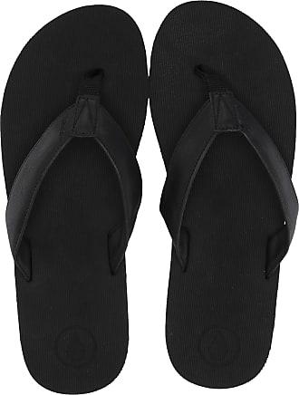 Volcom Men V0811903 Mens Fathom Synthetic Leather Sandal 11 UK