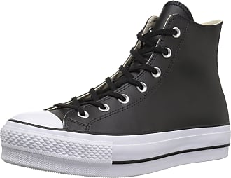 afc5daeee35 Converse Womens Chuck Taylor All Star Lift Clean Hi-Top Trainers