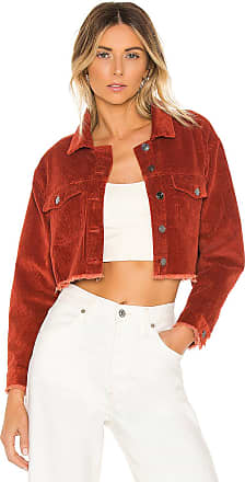 Tularosa Andrea Jacket in Red