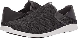 Olukai Alapa (Dark Shadow/Dark Shadow) Mens Shoes