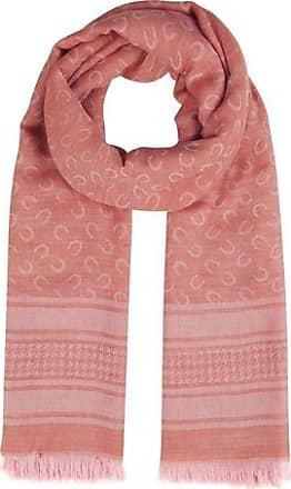 Codello XL-sjaal Indian Summer van katoen en wol