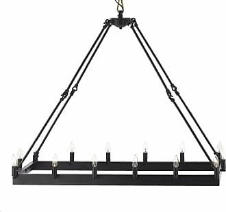 Gallery T22-3015 Camino 14 Light 38 Wide Taper Candle Chandelier