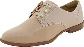 Dakota Sapato Feminino Oxford Dakota - B9841 Bege 37