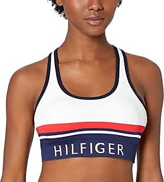 991e321da3 Tommy Hilfiger Womens Seamless Logo Lounge Bralette Bra