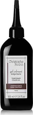 Christophe Robin Temporary Color Gel Dark Chestnut, 100ml - Colorless
