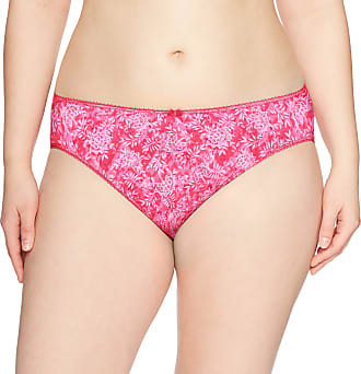 Elomi Womens Kim Brief, Festival Pink, Large
