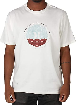 Hurley Camiseta Hurley Around - Branco - G