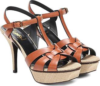 Sandalen : Damen bekannte Marke Saint Laurent Sandalen Amber