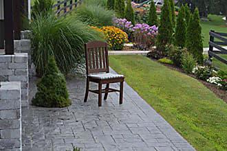 A & L Furniture A & L Furniture 4100-TB Tudor Brown Classic Dining Chair, Tudor Brown