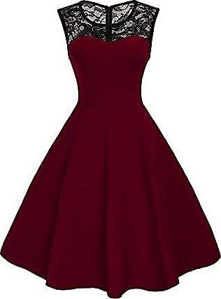 info for f3ae0 df23a Spitzenkleider in Rot: 623 Produkte bis zu −70%   Stylight