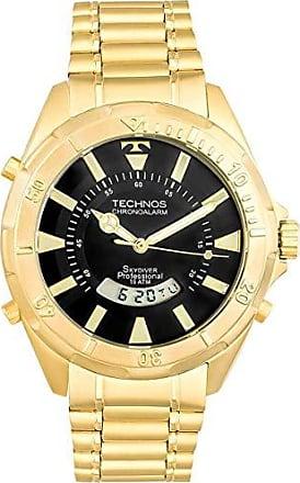 Technos Relógio Masculino Technos Analógico Casual T205fl/4p