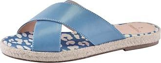 La Femme Slide La Femme Flatform Onça Azul 38