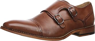 Unlisted by Kenneth Cole Mens Cheer Monk-Strap Loafer, Cognac, 7 UK