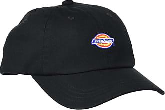 Dickies Mens Hardwick Baseball Cap, Black (Black BLK), One Size (Size:OS)