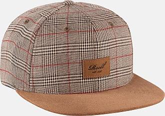 Reell Reell Suede Cap, Snapback Basecap Kappe für Herren und Damen