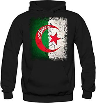 Algerien Kapuzenpullover