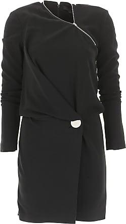 2bf54c8e9 Alexander Wang Abito Donna Vestito elegante On Sale in Outlet, Nero,  viscosa, 2017