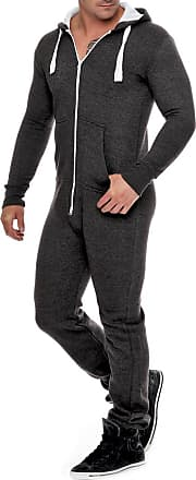 Hype Lucky Joes Unisex Jumpsuit - grey - X-small